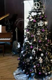 black christmas trees black christmas tree decorations 2013 black christmas tree