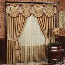 Window Curtains Living Room by Luxury Italian Drapes Curtain Design In Green And Gold Living