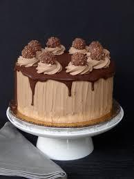 ferrero rocher truffle cake u2013 nichalicious baking