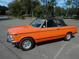 inka orange bmw 2002 baurspotting 1973 bmw 2002 inka cabrio targa for sale in australia