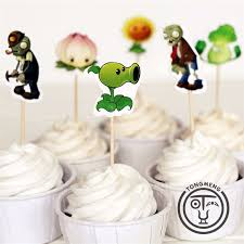 Plants Vs Zombies Cake Decorations Compare Prices On Zombie Cake Decoration Online Shopping Buy Low