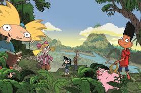 nickelodeon u0027s u0027hey arnold jungle movie u0027 premieres nov 24