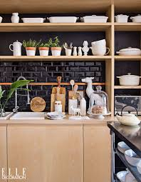 2015 Kitchen Trends by Contemporary Cool In Elle Decoration Sa Le Creuset