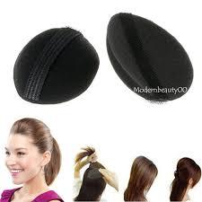 hair bump 2pcs bump up bumpit volume hair base inserts princess styling tool