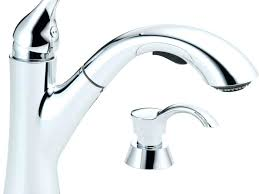 delta pull out kitchen faucet delta faucets kitchen babca club