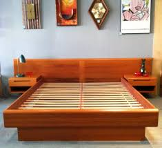 bed frames free platform bed building plans building farmhouse