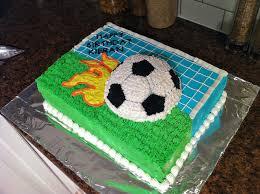 soccer cake ideas kieran s 5th birthday soccer birthday cakes and birthdays