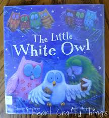 the little white owl craft i heart crafty things