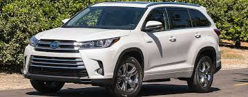 colors for toyota highlander toyota highlander hybrid color options