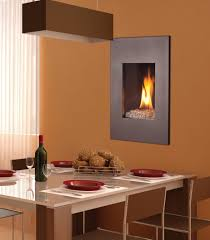 modern ventless gas fireplace insert modern ventless fireplace