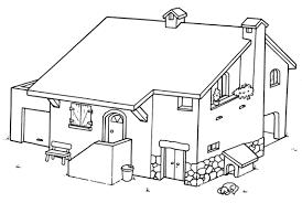 casa disegno midisegni it disegni da colorare per bambini