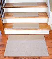 dean non slip tape free pet friendly diy carpet stair treads rugs