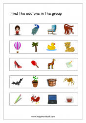 free printable general aptitude worksheets for preschool and