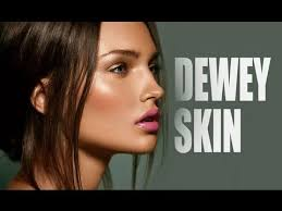 Makeup That Looks Airbrushed Quick Makeup Tip Dewy Skin Easy Youtube