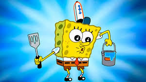 spongebob and college her campus