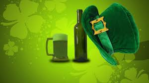 st patrick u0027s day green hat and green beer full hd wallpaper and