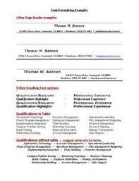 Resume Header Samples Resume Format Header How Long Should My Resume Be Forward Toyota