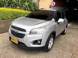 used car chevrolet tracker colombia 2015 chevrolet tracker