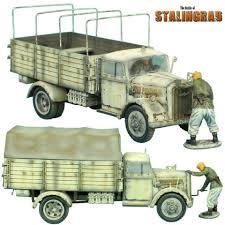 german opel blitz truck world war ii first legion ltd toy soldiers club