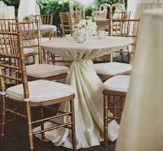 linen rentals miami wedding chair rentals south florida chair rental