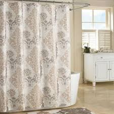 Shower Curtains Extra Long Buy Extra Long Shower Curtain From Bed Bath U0026 Beyond