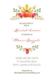 free printable bridal shower invitation templates greetings island