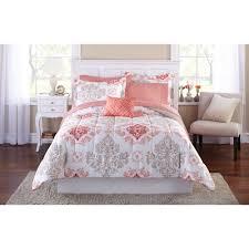 Tan Comforter Bedroom Beautiful Ocean Coral Comforter Set For Gorgeous Sea