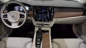 volvo s90 t5 254pk inscription introline full option youtube