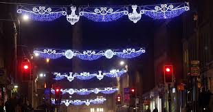 when are christmas lights switch ons in newcastle and the north