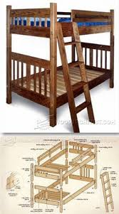 Wood Bunk Bed Plans 2x4 Bunk Bed Simple Diy Bunk Bed And Bunk Bed Plans