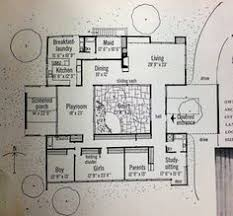 House Plans With A Courtyard Small House Plans Courtyard Ranch Houses House Plans вђ U201c Home