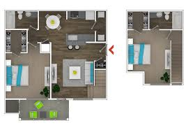 two bedroom townhouse floor plan 2 bedroom townhouse monroe place apartments