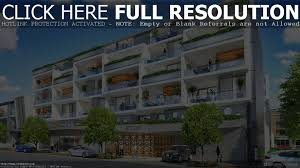 Home Exterior Design Wallpaper by Apartment Condo Interior Design House Building Architecture Hd