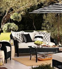 White Patio Cushions by Patio Enclosures On Patio Cushions For Awesome Black And White