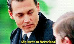Finding Neverland Meme - gif mine movies finding neverland ttimeturner