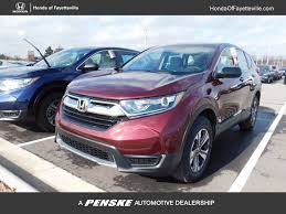 2017 used honda cr v lx awd at chevrolet of fayetteville serving