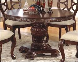 round pedestal dining table with leaf awesome round pedestal dining table cherry with leaves tables