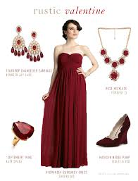 burgundy dress for wedding burgundy bridesmaids dress rustic wedding