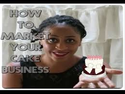 Starting A Cake Decorating Business From Home 3 Tips On How To Market U0026 Start A Cake Business Tutorial