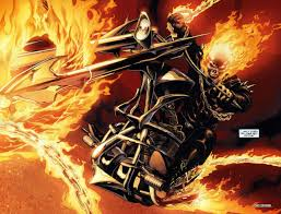 ghost rider marvel vs capcom wallpapers ghost rider bike wallpapers 58 images