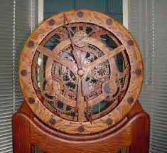 Free Simple Wooden Clock Plans by Best 25 Wooden Gears Ideas On Pinterest Wooden Gear Clock