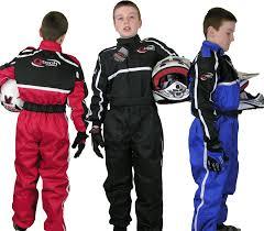 motocross bikes ebay childrens kids race suit overalls karting motocross racing one