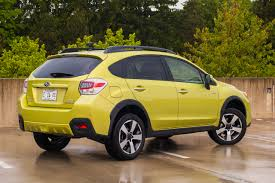 subaru hybrid crosstrek black capsule review 2014 subaru crosstrek hybrid the truth about cars