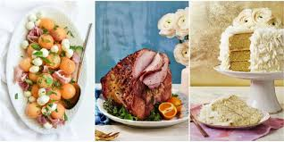Buffet Dinner Ideas by 40 Easter Brunch Recipe Ideas Easy Menu For Easter Sunday