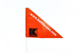 Safety Pennant Flags Kettler Bike Safety Flag