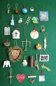 tree kits for advent celebrations