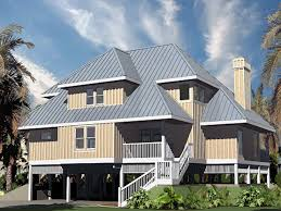awesome modern stilt house plans pictures 3d designs img 7683 on