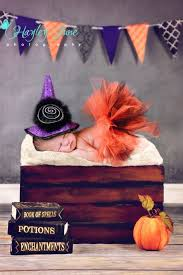 Infant Halloween Costumes Pumpkin 25 Halloween Newborn Photography Ideas Fall