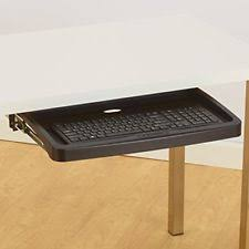 under desk keyboard tray ebay