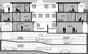 Dual Occupancy Floor Plans Archizen Architects Designing Dual Occupancy Townhouses